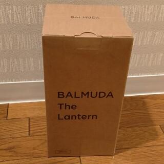 バルミューダ(BALMUDA)の新品未開封 BALMUDA  バルミューダ ザ・ランタン L02A ホワイト(ライト/ランタン)