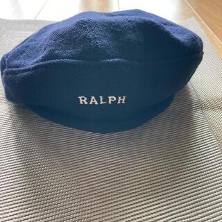 ラルフローレン(Ralph Lauren)のラルフローレン ベレー帽(ハンチング/ベレー帽)