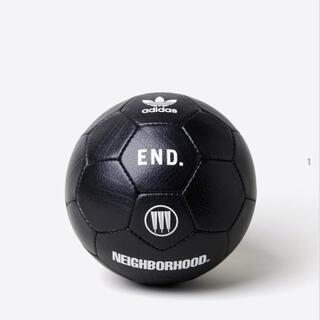 NEIGHBORHOOD - END. x adidas x NH Home Football