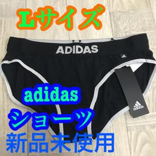 アディダス(adidas)の新品未使用 アディダス adidas レディース ショーツ ハーフショーツ  L(ショーツ)