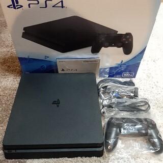 プレイステーション4(PlayStation4)のPlayStation4 本体 CUH-2200A B01  500GB  (家庭用ゲーム機本体)