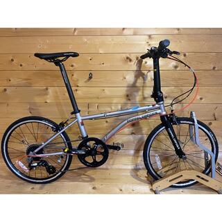 ドッペルギャンガー(DOPPELGANGER)のDOPPELGANGAR 266:20インチ折りたたみ自転車・スポーツタイプ(自転車本体)