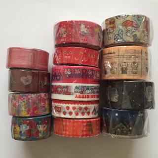 サンリオ(サンリオ)のマスキングテープセット サンリオ(テープ/マスキングテープ)