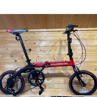 ドッペルギャンガー(DOPPELGANGER)のDOPPELGANGAR 104 (16インチ折りたたみ自転車)(自転車本体)