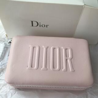 ディオール(Dior)のディオール Dior ポーチ ジュエリーケース ピンク ノベルティ 非売品 限定(ポーチ)