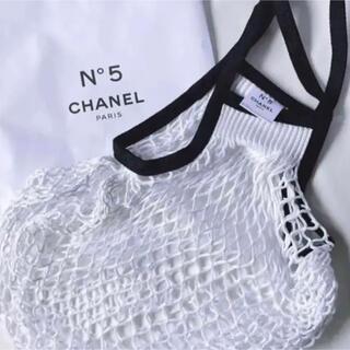 シャネル(CHANEL)のシャネルファクトリー5ノベルティ限定品ネットバッグ(エコバッグ)