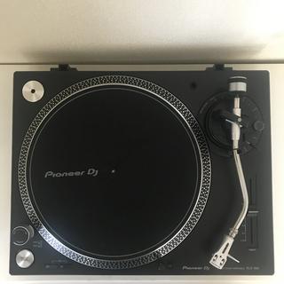 パイオニア(Pioneer)のPioneer DJ PLX-500-K Turntable 20年製 美品(ターンテーブル)