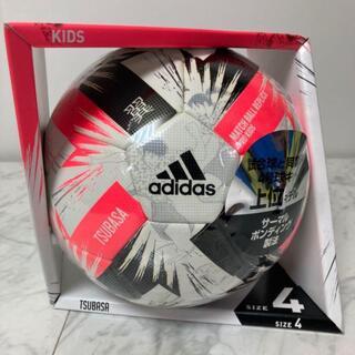 adidas - 【adidas】サッカーボール 小学生 4号球 キッズ AF418キャプテン翼