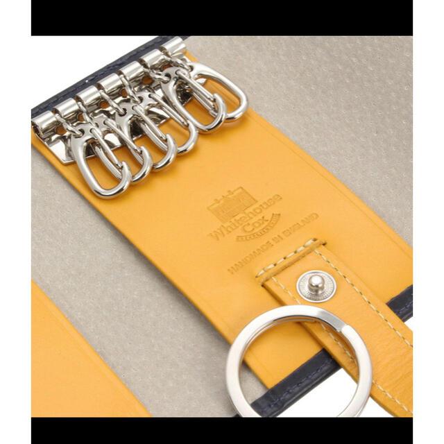WHITEHOUSE COX(ホワイトハウスコックス)のホワイトハウスコックス キーケース メンズのファッション小物(キーケース)の商品写真