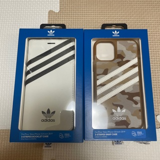 adidas iPhone 11 Pro ケース *2 新品 (iPhoneケース)