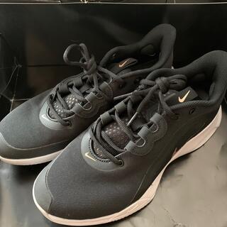 ナイキ(NIKE)のナイキテニスシューズクレー用Nike Air Max Volley Clay (シューズ)