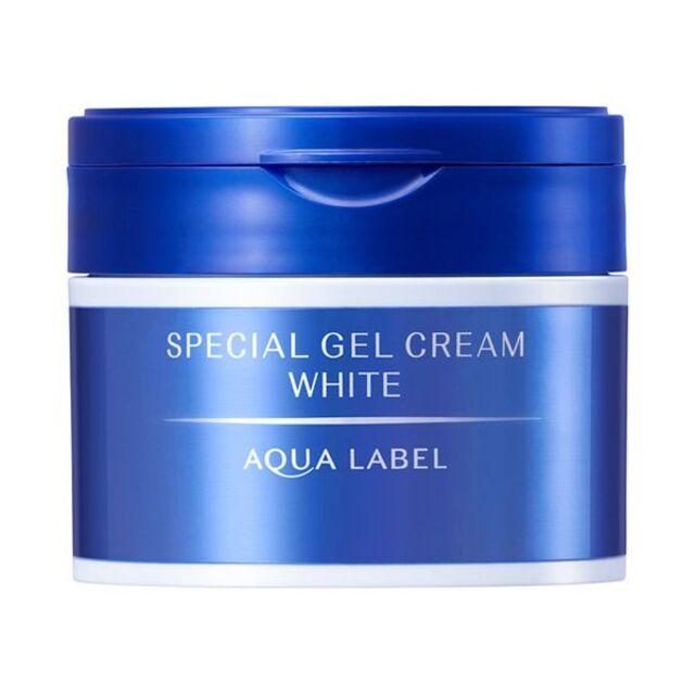 AQUALABEL(アクアレーベル)のアクアレーベル スペシャルジェルクリーム ホワイト 美白 コスメ/美容のスキンケア/基礎化粧品(オールインワン化粧品)の商品写真