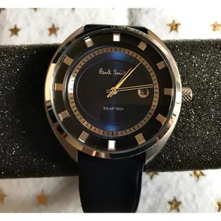 ポールスミス(Paul Smith)のPaul SmithWATCH ポール・スミス ソーラー電池式 腕時計 ネイビー(腕時計(アナログ))