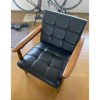 カリモクカグ(カリモク家具)のカリモクソファーKチェア1シータスタンダード‼️(一人掛けソファ)