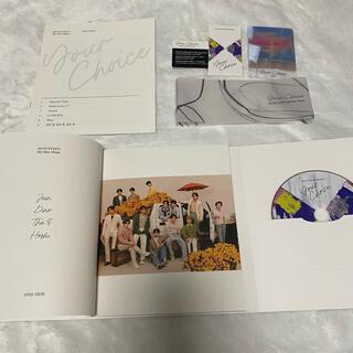 セブンティーン(SEVENTEEN)のSEVENTEEN Your Choice ONE SIDE(K-POP/アジア)