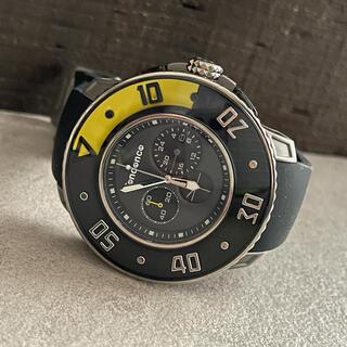 テンデンス(Tendence)の【⭐️レアモデル⭐️美品⭐️】テンデンス ガリバー52 クロノ TENDENCE(腕時計(アナログ))