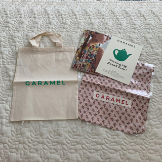 Caramel baby&child  - caramel トートバッグ&リュックセット