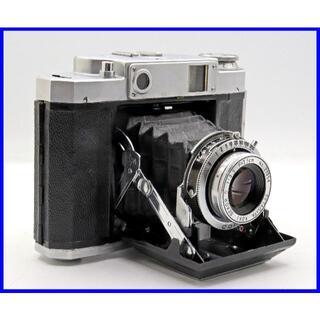 マミヤ(USTMamiya)の外観美品 訳アリ マミヤ mamiya six 6 蛇腹カメラ #1437(フィルムカメラ)