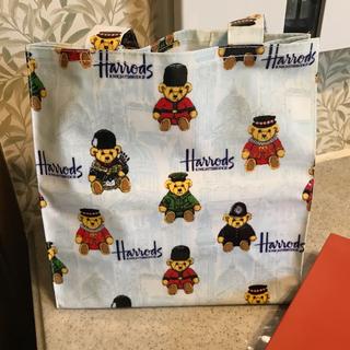 Harrods - 未使用【ハロッズ】トートバッグ エコバッグ