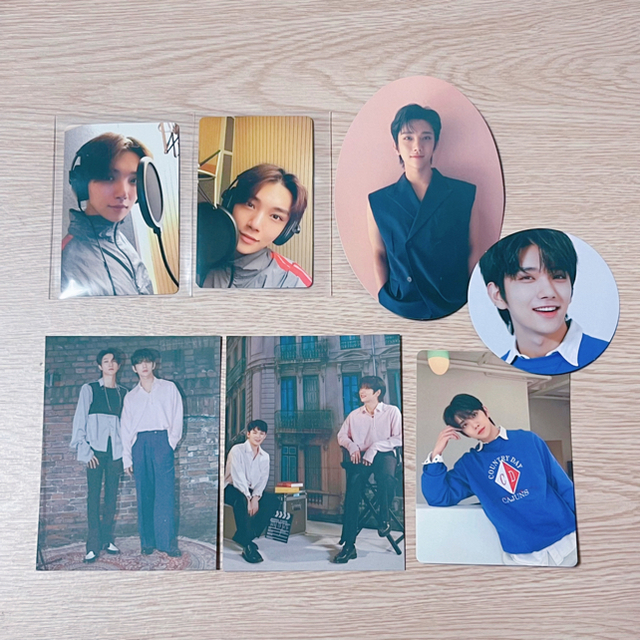 SEVENTEEN(セブンティーン)の【セミコロン】JOSHUA エンタメ/ホビーのタレントグッズ(アイドルグッズ)の商品写真