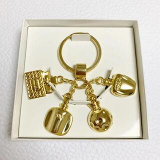 ディオール(Dior)のDIOR オリジナル香水瓶モチーフ キーホルダー 非売品 レア(キーホルダー)