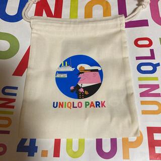 ユニクロ(UNIQLO)のUNIQLOパーク限定 ノベルティ(ノベルティグッズ)