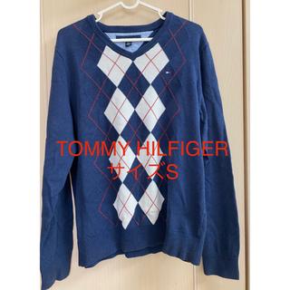 トミーヒルフィガー(TOMMY HILFIGER)のトミー ヒルフィガー ニット セーター S(ニット/セーター)