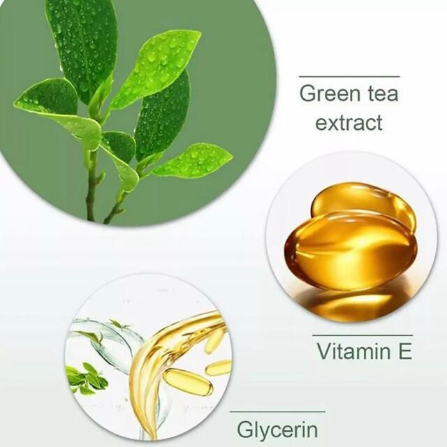 Dr. Jart+(ドクタージャルト)のGREEN MASK STICK 緑茶 グリーン マスクパック 韓国コスメ コスメ/美容のスキンケア/基礎化粧品(パック/フェイスマスク)の商品写真