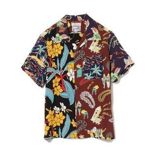 ビームスボーイ(BEAMS BOY)のSUN SURF 別注 ハワイアン クレイジー シャツ(シャツ/ブラウス(半袖/袖なし))