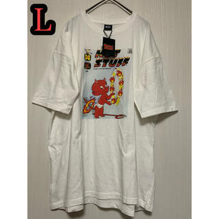 Hot Stuff Little Devil  Tシャツ Lサイズ(Tシャツ(半袖/袖なし))