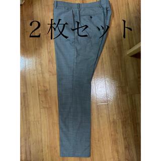 スーツカンパニー(THE SUIT COMPANY)の【訳あり】スラックス 2本セット(スラックス/スーツパンツ)