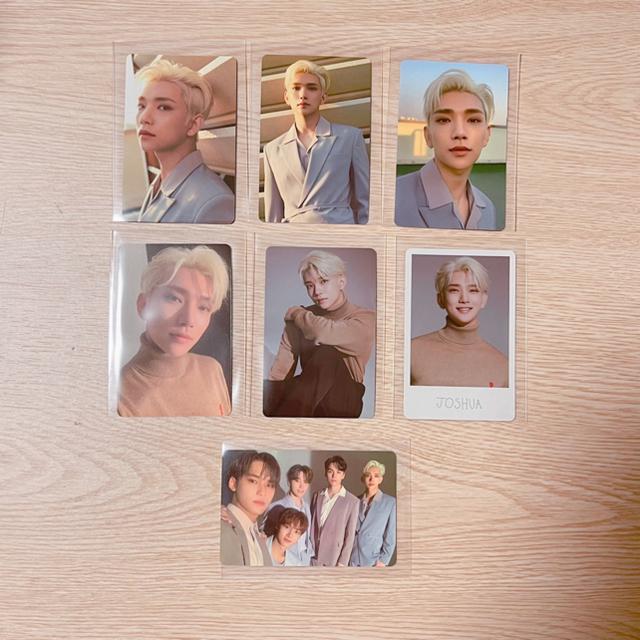 SEVENTEEN(セブンティーン)の【IN-COMPLETE】JOSHUA エンタメ/ホビーのタレントグッズ(アイドルグッズ)の商品写真