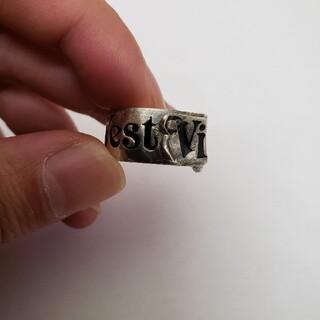 ヴィヴィアンウエストウッド(Vivienne Westwood)のヴィヴィアン ウエストウッド 指輪 ベルトリング(リング(指輪))