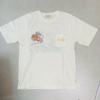 トウヨウエンタープライズ(東洋エンタープライズ)のTシャツ ability スカTEE「龍/舞子」(Tシャツ/カットソー(半袖/袖なし))