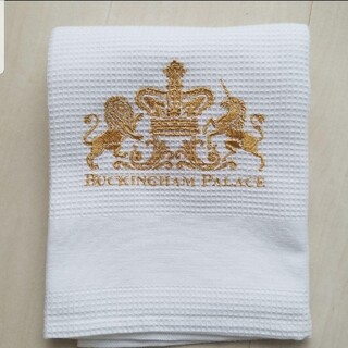 ワッフルティータオル バッキンガム宮殿