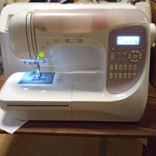 ブラザー(brother)のブラザー実用縫いコンピューターミシンPC-8000(その他)