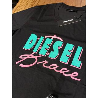 ディーゼル(DIESEL)のDIESEL  レディース 新品未使用 XLサイズ Tシャツ ディーゼル(Tシャツ(半袖/袖なし))