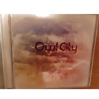 ソニー(SONY)のOwl City Maybe Im Dreaming オウルシティ 中古(ポップス/ロック(洋楽))
