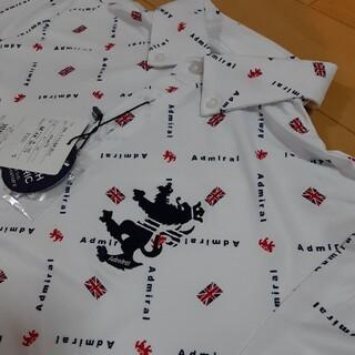 アドミラル(Admiral)の14300円 夏用 アドミラル ゴルフ 長袖ポロシャツ 涼感(ウエア)
