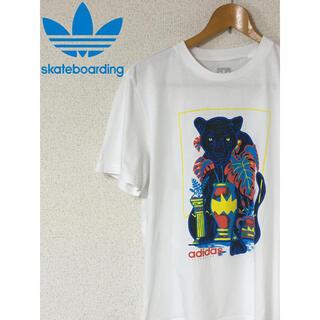 アディダス(adidas)のアディダススケートボーディング アディダス アディダスオリジナルス パンサー 彪(Tシャツ/カットソー(半袖/袖なし))