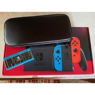ニンテンドースイッチ(Nintendo Switch)のNintendo Switch 本体のみ(家庭用ゲーム機本体)