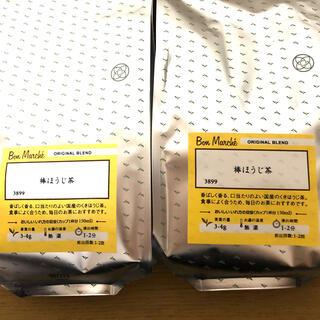 ルピシア(LUPICIA)のルピシア 国産棒ほうじ茶リーフ100g×2p【送料込】(茶)