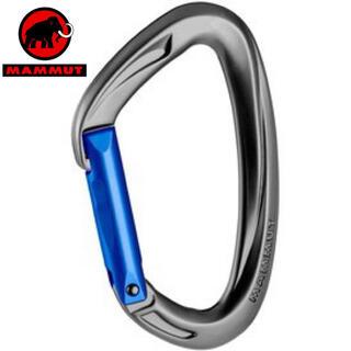 マムート(Mammut)のMAMMUT マムートCrag Key Lock カラビナ 銀2 クライミング(登山用品)