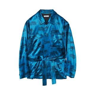 """マルタンマルジェラ(Maison Martin Margiela)のMATSUFUJI """"DAYDREAM"""" Printed Jacket(ブルゾン)"""