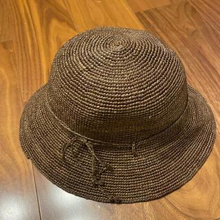ムジルシリョウヒン(MUJI (無印良品))の無印良品 ラフィアハット(麦わら帽子/ストローハット)