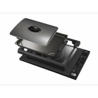 パナソニック(Panasonic)のkz-hp1100-k(調理機器)