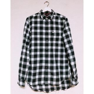 ディーゼル(DIESEL)のdiesel シャツ チェックシャツ ネルシャツ(シャツ/ブラウス(長袖/七分))