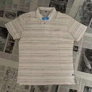 ポールスチュアート(Paul Stuart)のPaul Stuart ポロシャツ ボーダーTシャツ(ウエア)