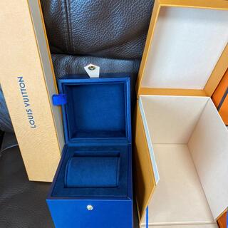 ルイヴィトン(LOUIS VUITTON)のLouis Vuitton ルイヴィトン 腕時計ケース 空箱セット+おまけ(腕時計)
