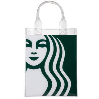 スターバックスコーヒー(Starbucks Coffee)のスターバックス 台湾 NEWSIREN  PVC バッグ(ハンドバッグ)